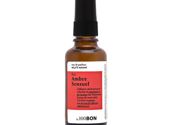 Ambre sensuel, spray 30ml