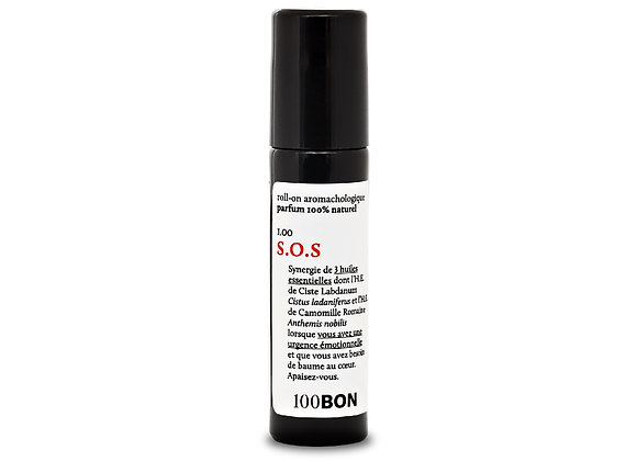 S.O.S, Roll-on 10ml