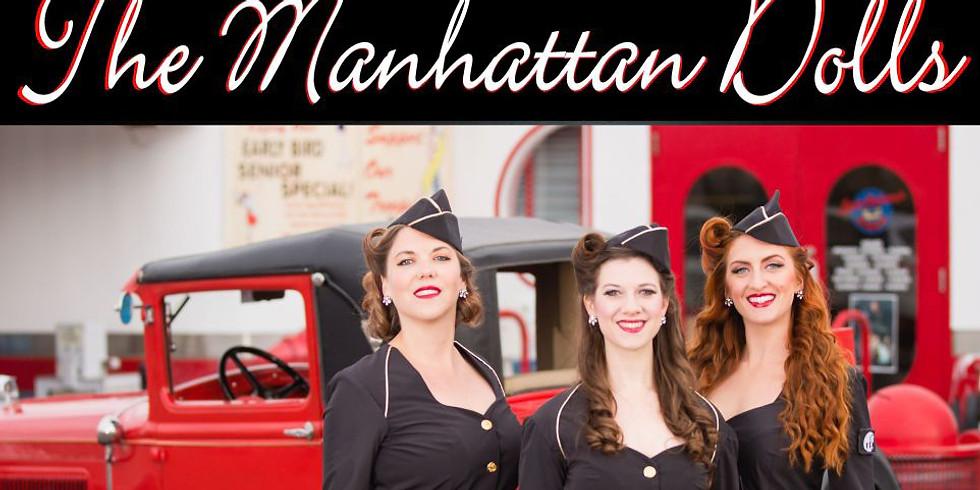 Sentimental Journey with The Manhattan Dolls