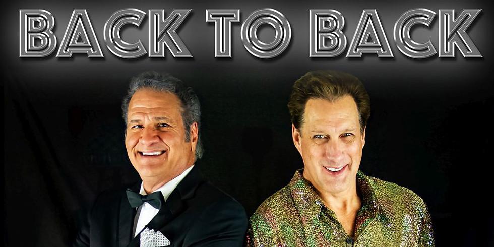 Back to Back- Tom Jones & Englebert Humperdinck