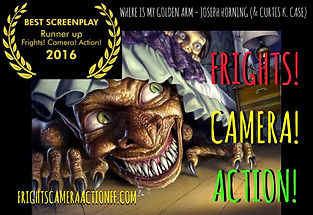 Frights! Camera! Action!