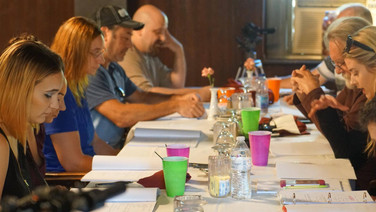 """""""One for the Road"""" Table Read"""