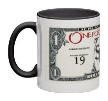 One for the Road Coffe Mug