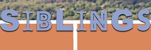 Siblings Title Banner