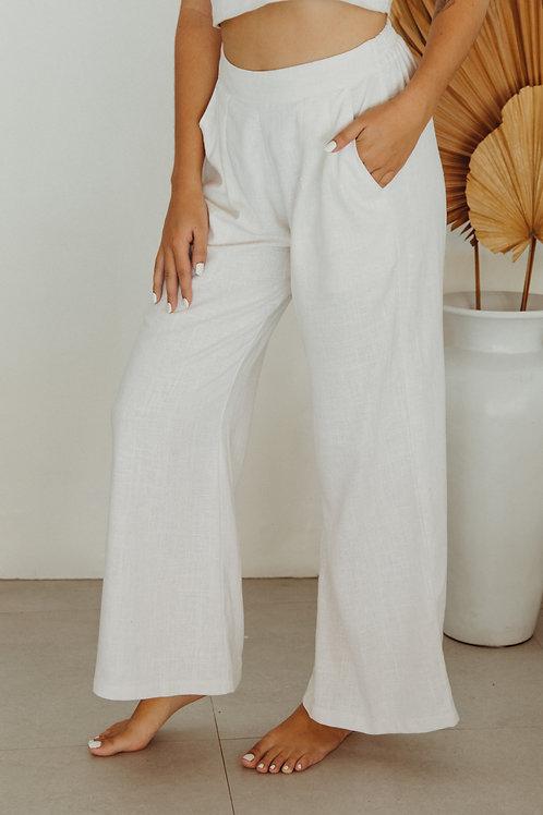 THE MIA PANTS WHITE