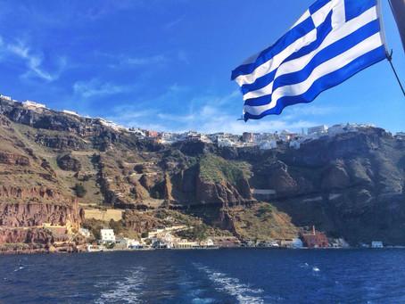 The Distinguished Terroir in the Mediterranean  希臘 ‒ 地中海上的微異風土