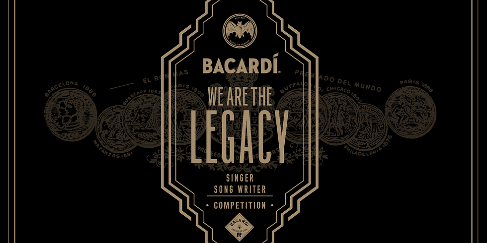 Bacardi - Singer Song Writer Competition