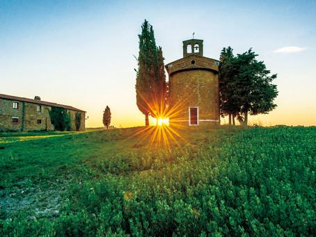 Tuscany Wine Challenge 托斯卡納的美麗邂逅