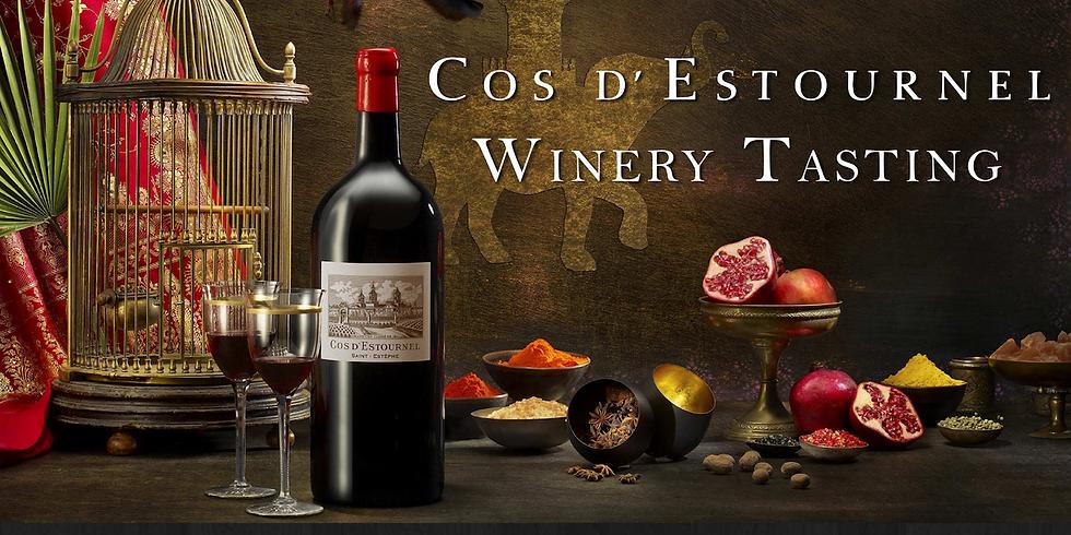 Cos D'Estournel Winery Tasting