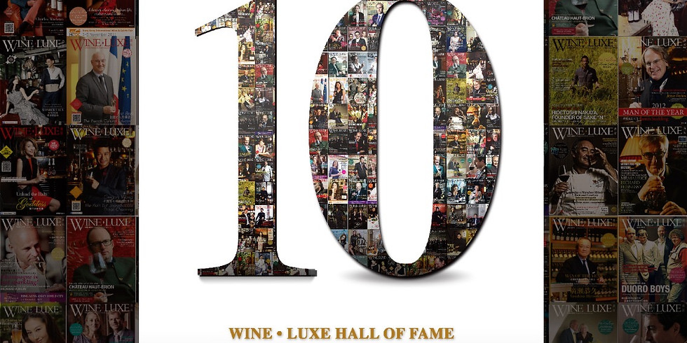 《WINE.LUXE HALL OF FAME》PRE-ORDER NOW!!!