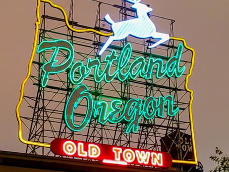 Keeping it Weird, Portland!