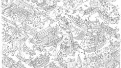Ships - 2020 B&W