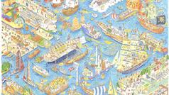 Ships - 2020 Colour