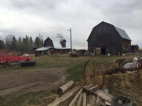 ฟาร์มในฝันที่แคนาดา