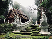 Wat luang khun win in Mae Wang close to Baan Khagee Tattoo Chiang Mai