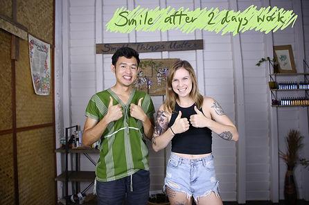 Friendly tattoo studio in Chiang Mai, Thailand