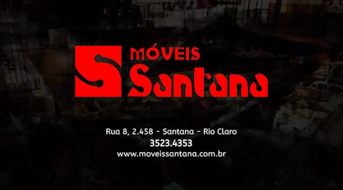Móveis Santana   VT TV
