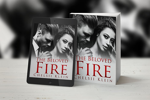 Signed Copy of The Beloved Fire