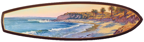 Surfboard - Refugio