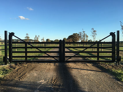 Country Farm Gates