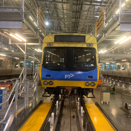Heavy Rail Projects