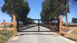 Wellington Single Gate