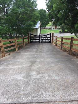 Berwick Double Farm Gate