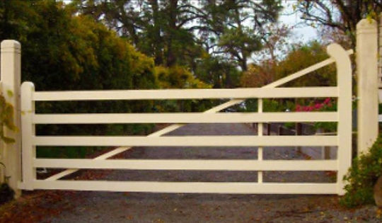 English Farm Gate