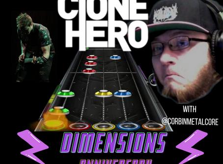 Dimensions - Clone here remake!