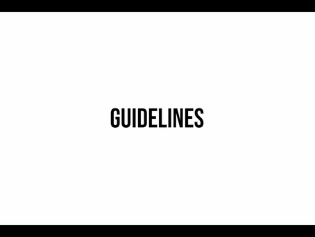 Guidelines - Video Teaser