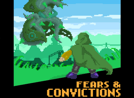 Fears and convictions (Chiptune) - Streaming