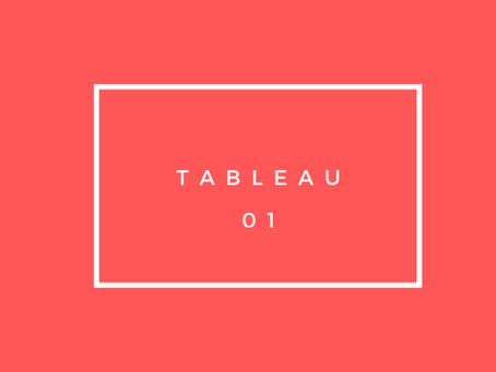 在Tableau中建立简单的线性回归模型