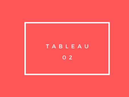 在Tableau中分析简单线性回归模型