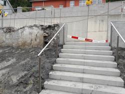 Handlauf in Chur(GR) Oktober2018