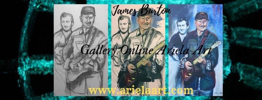 Gallery Online Ariela Art (James Burton)