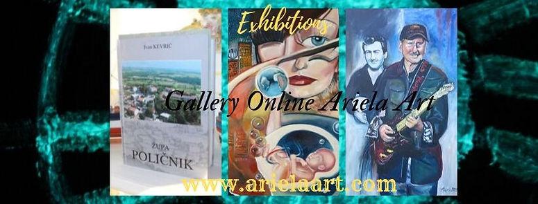 Gallery Online Ariela Art (Exhibitions).