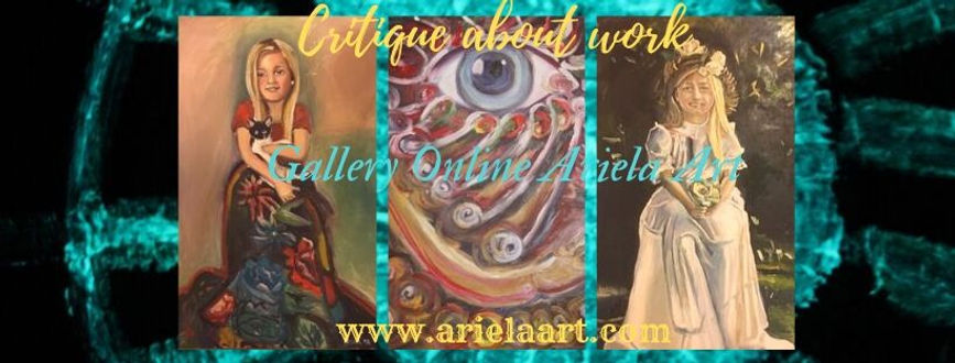 Gallery Online Ariela Art (Critique abou