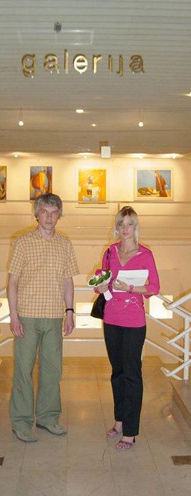 """2004. Galerija """"Galzenica"""", Velika Gorica. Croatia"""