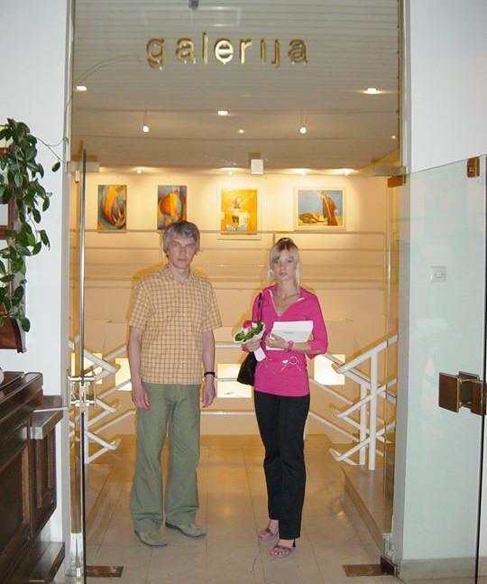exhibition Velika Gorica Galzenica