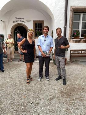 Ariela & Matthias Kretschmer & Frank Tschautscer