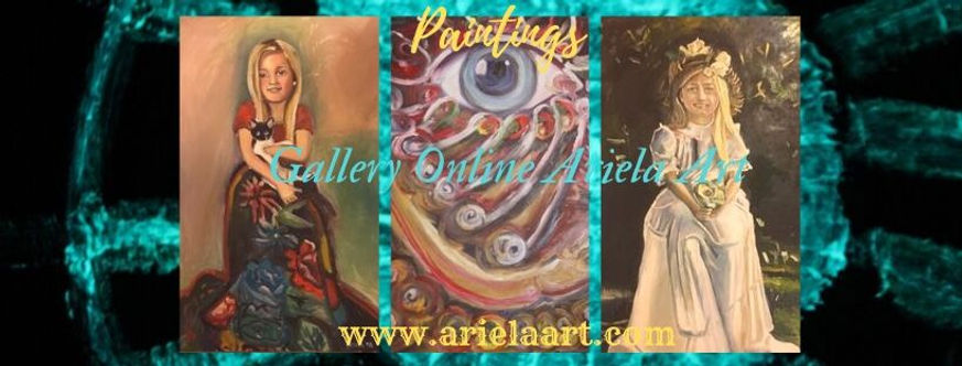 Gallery Online Ariela Art (Paintings).jp