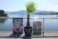 paintings & Ariela Tschautscher Skazlic
