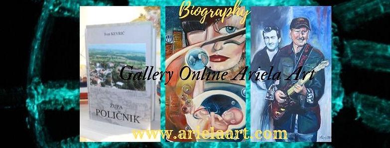 Gallery Online Ariela Art (Biography).jp