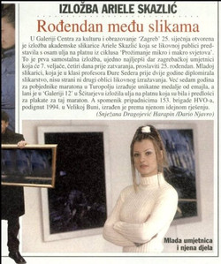 Ariela Tschautscher Skazlic, Gloria
