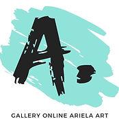 Gallery online Ariela Art logo