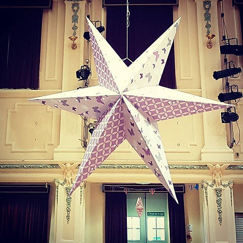 Hanging Star Lantern