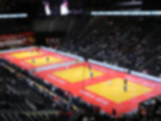 Bercy Grand Slam 2018