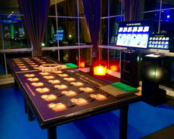 MG animation table de jeux