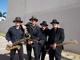 "Band Of The Month, September 2018 ""Men In Black"""
