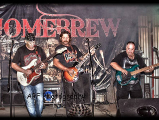 "Band Of The Month July 2015 ""Homebrew"""